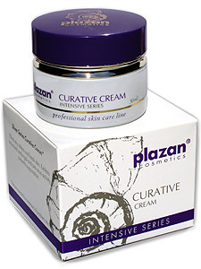 plazan placenta natural skin care products - Curative Cream image