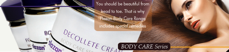 Plazan Skin Care Body Series image