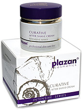 Plazan Aftershave Cream image