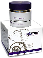 Gold Series Body Care Foot Cream